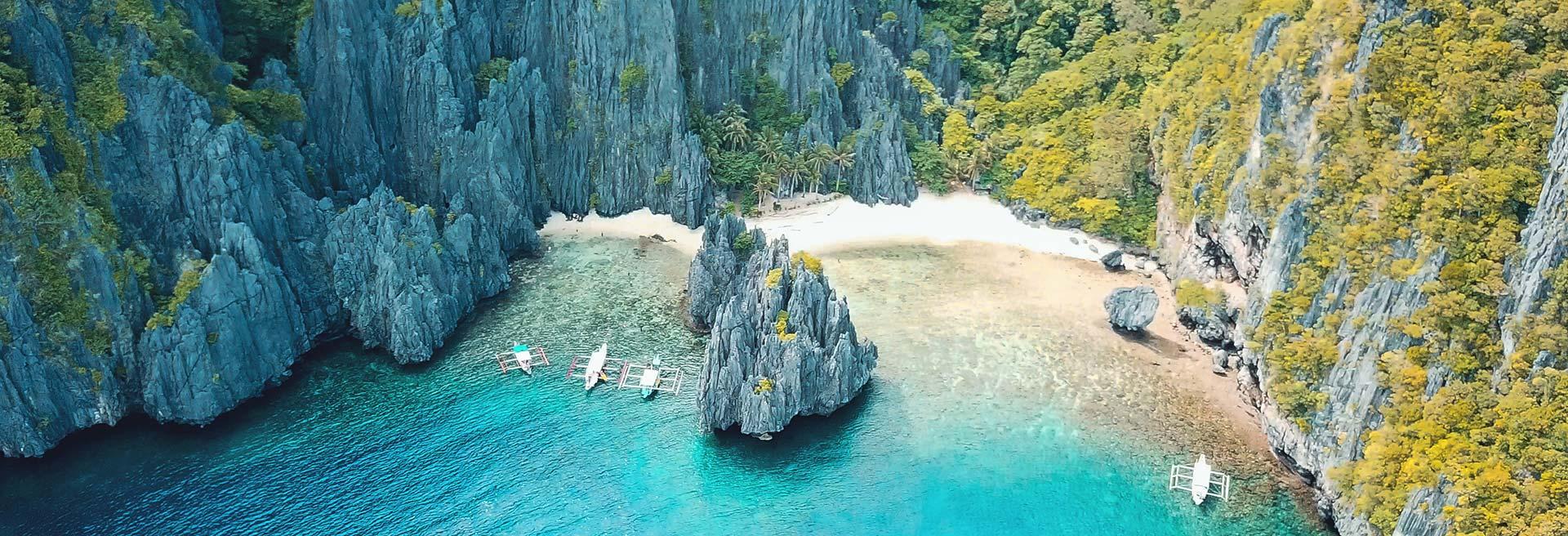 Reise Dich frei • Palawan Philippinen • Reiseguide