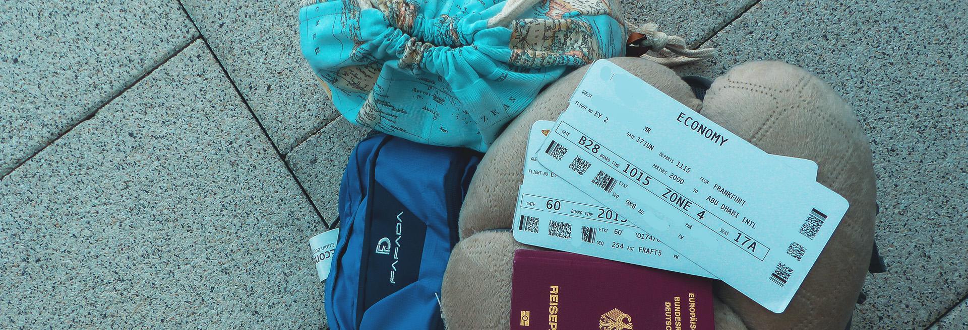 Reise Dich frei • Reisen nur mit Handgepäck