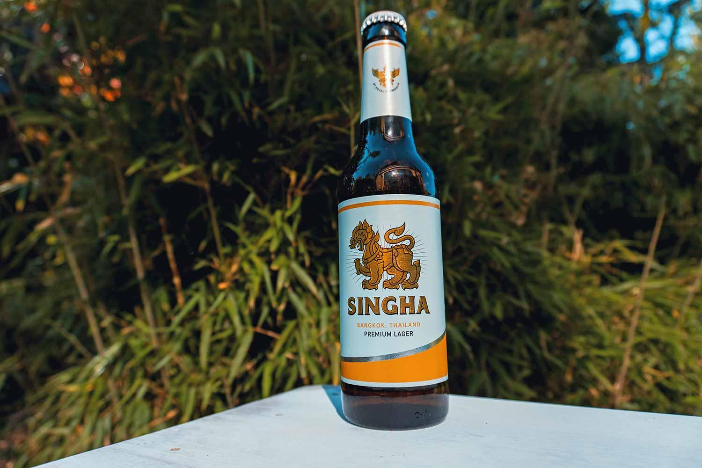 Reise Dich frei • Thailändisches Bier