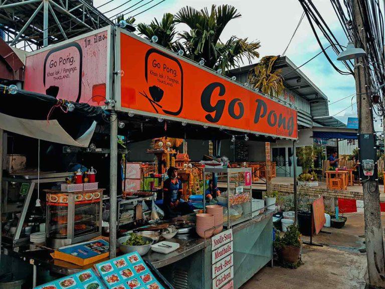 Khao Lak Urlaub • Streetfood