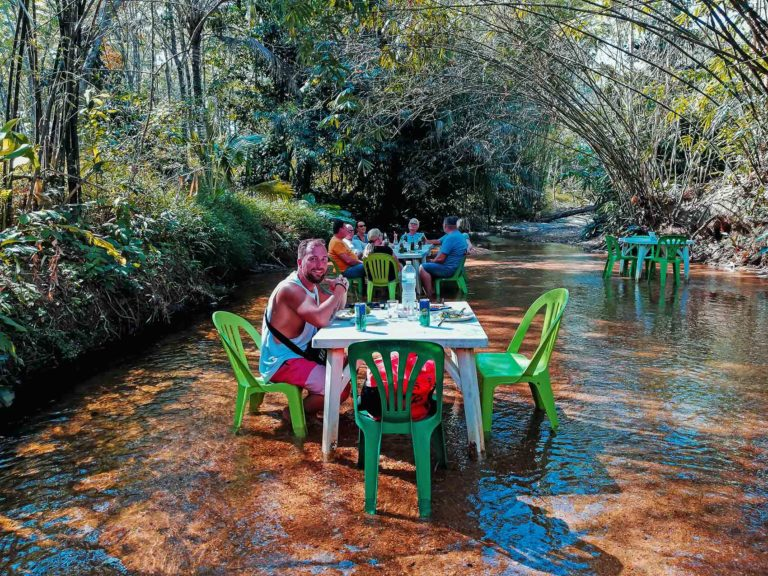 Khao Lak Reiseführer • Klong-Koo-Restaurant Khao Lak