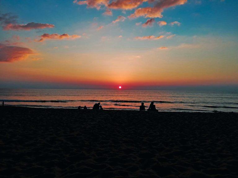 Khao Lak Reiseführer • Sonnenuntergang Khao Lak