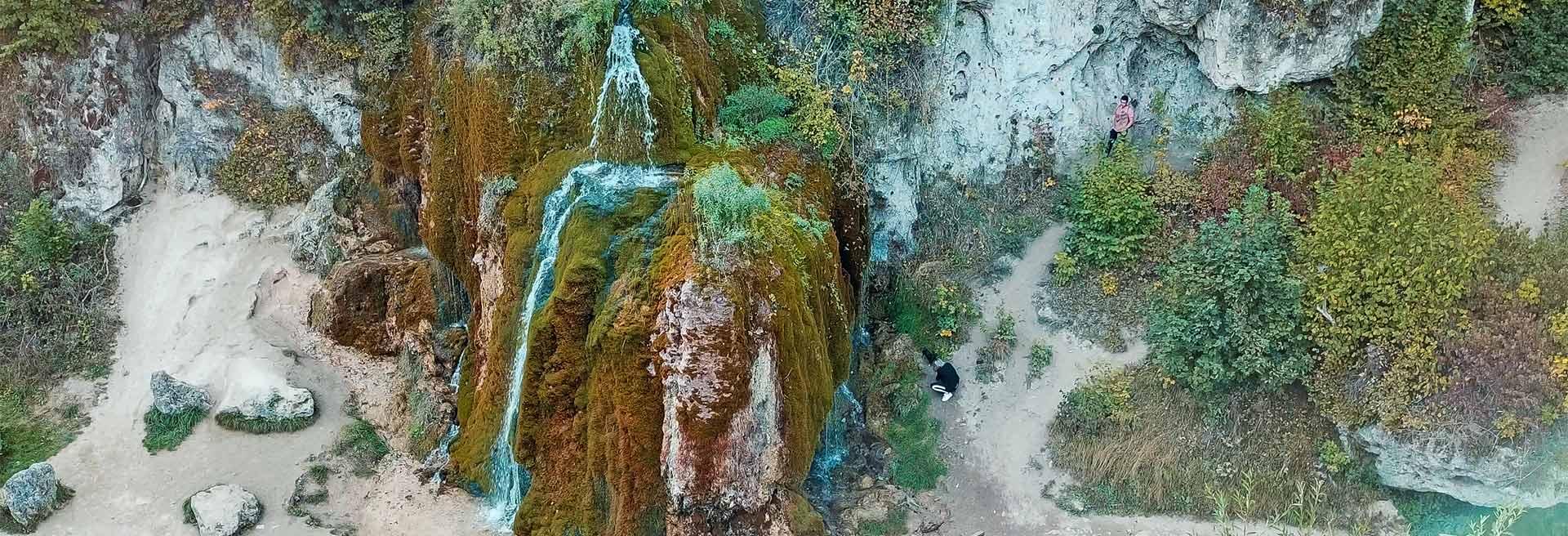Reise dich frei • Dreimühlen Wasserfall