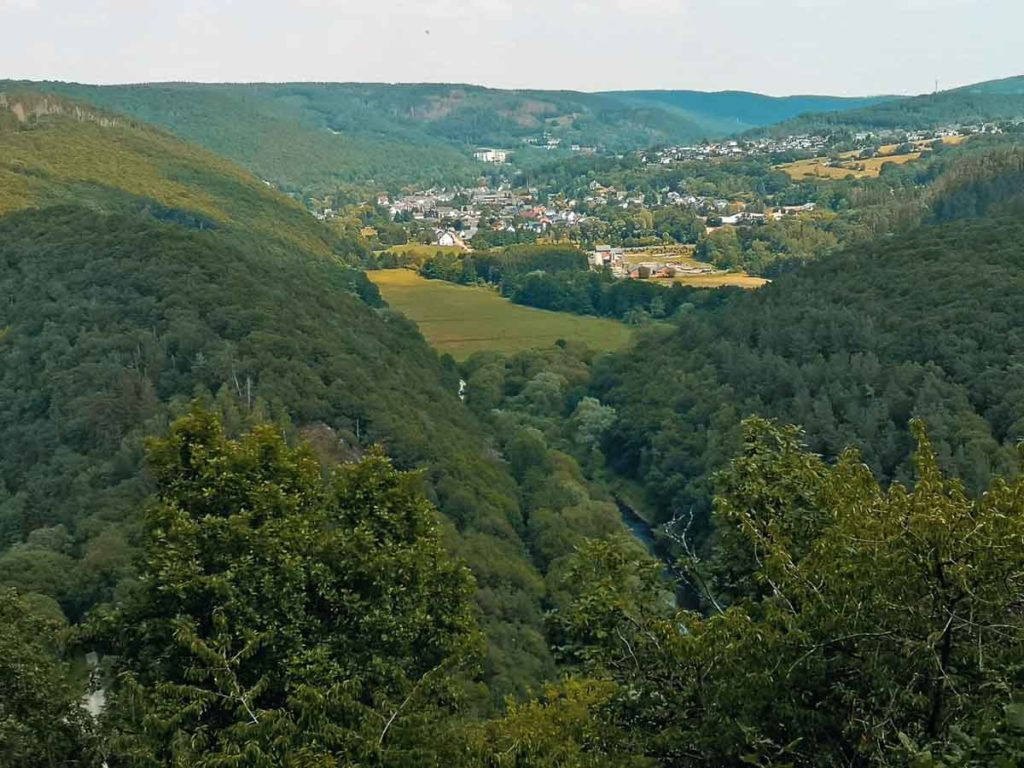 Wildnis-Trail Wanderung