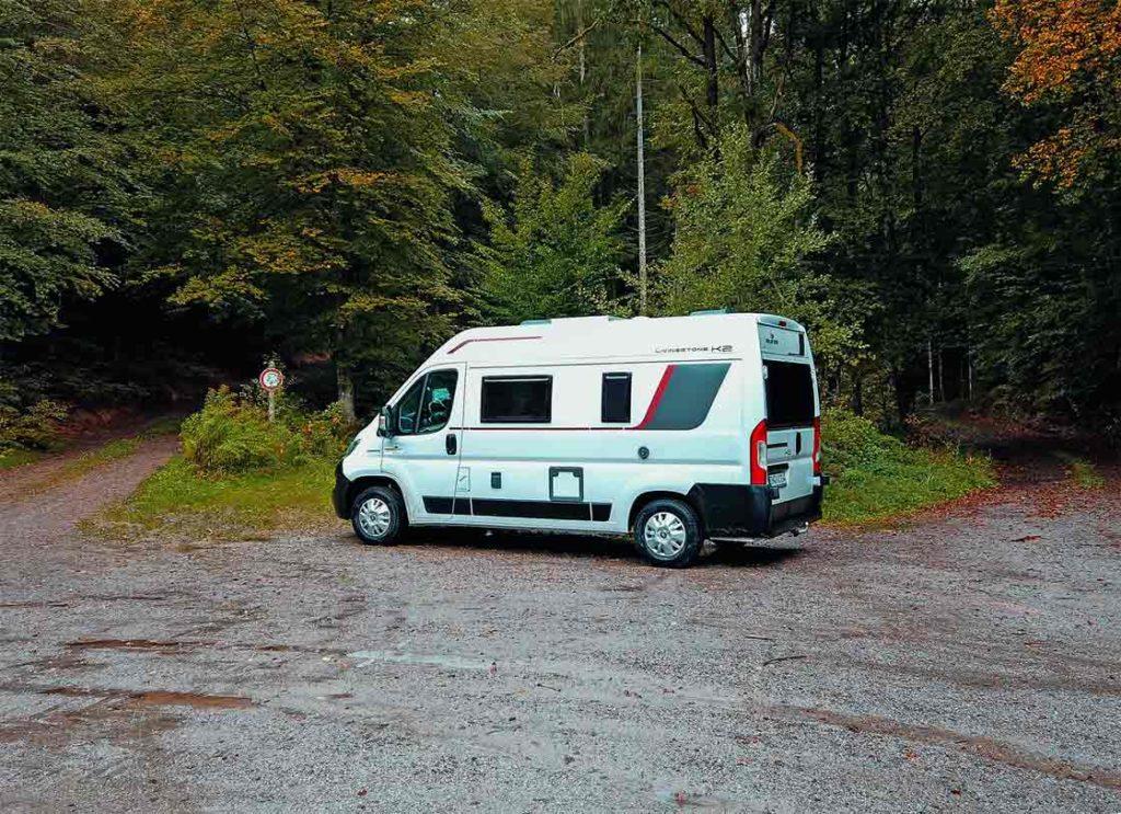 Camper mieten - Kastenwagen