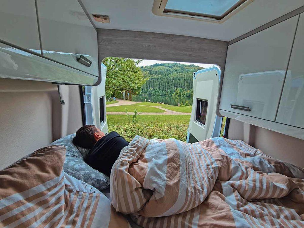 Camper mieten - reise dich frei